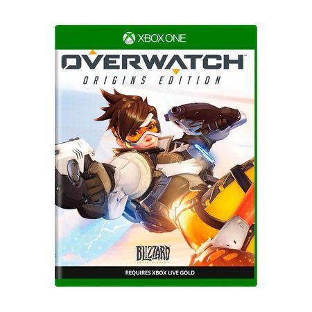 OVERWATCH XBOX ONE USADO