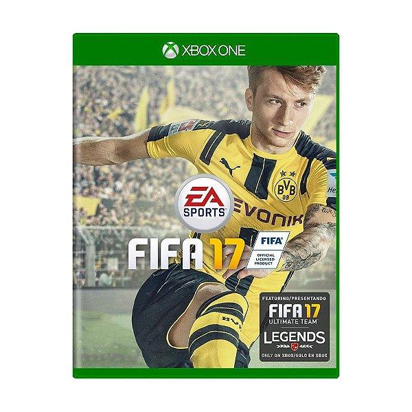 FIFA 17 XONE USADO