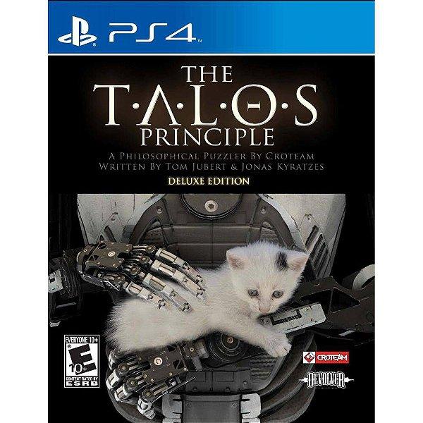 The Talos Principle: Deluxe Edition - PS4