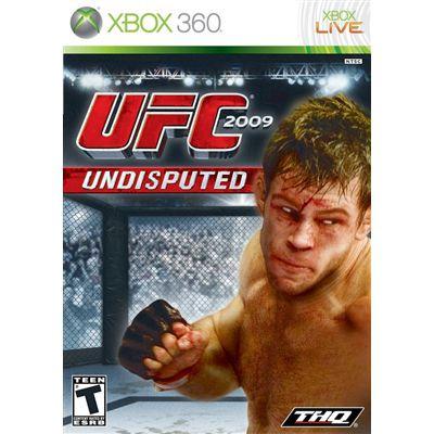 UFC 2009 XBOX 360 USADO