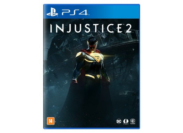 INJUSTICE 2 PS4 USADO