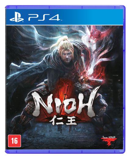 NIOH PS4 USADO