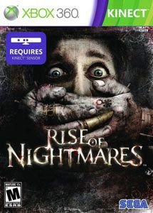 RISE OF NIGHTMARES X360 USADO