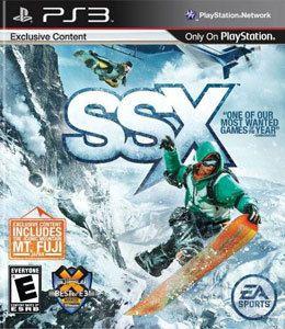 SSX PS3 USADO