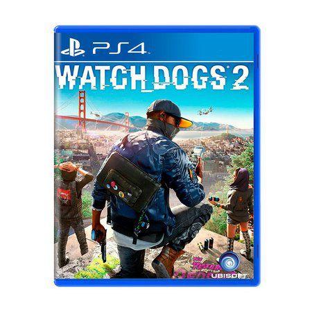 WATCH DOGS 2 PS4 USADO