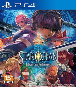 STAR OCEAN INTEGRITY AND FAITHLESSNESS PS4 USADO