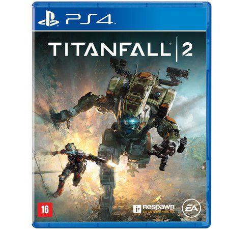 TITANFALL 2 PS4 USADO