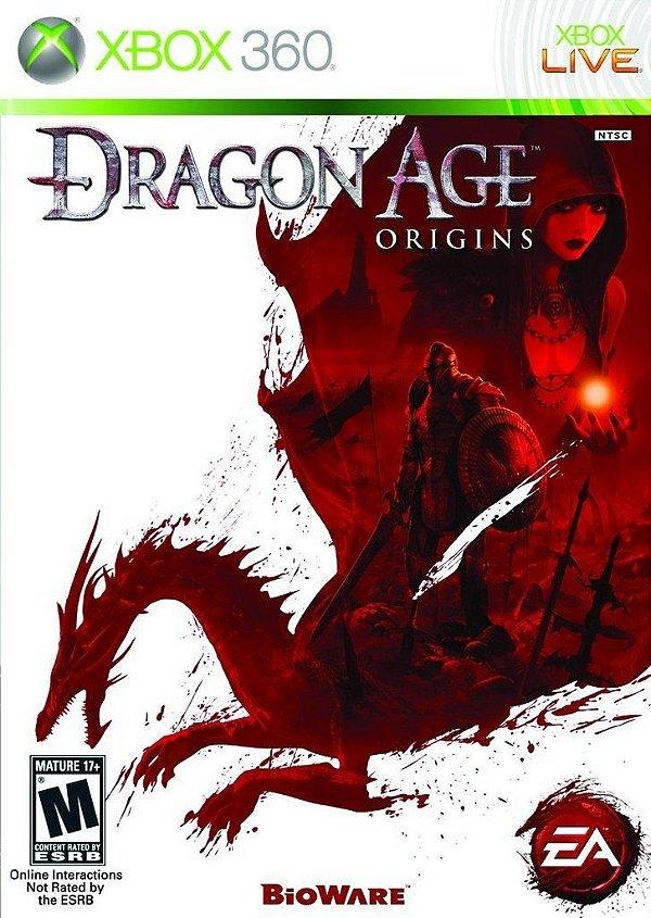 Dragon Age Origins Xbox 360 Usado Fantasy Games