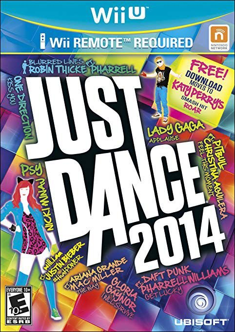 JUST DANCE 2014 USADO WII U
