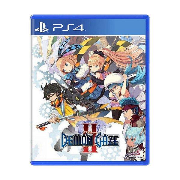 DEMON GAZE 2 PS4
