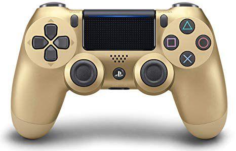CONTROLE DUALSHOCK 4 GOLD PS4