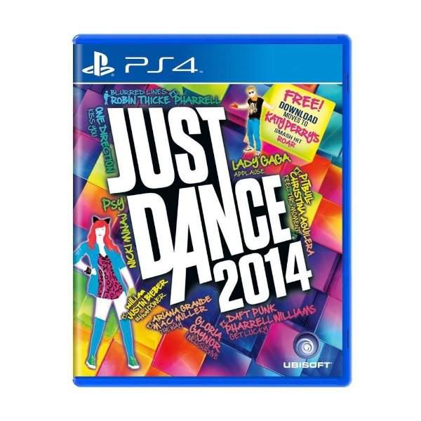 JUST DANCE 2014 PS4 USADO