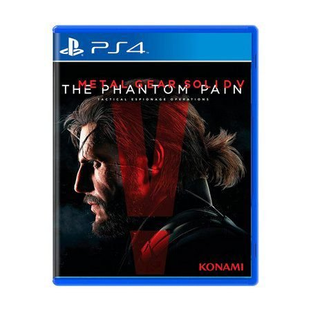 METAL GEAR SOLID V THE PHANTOM PAIN PS4 USADO