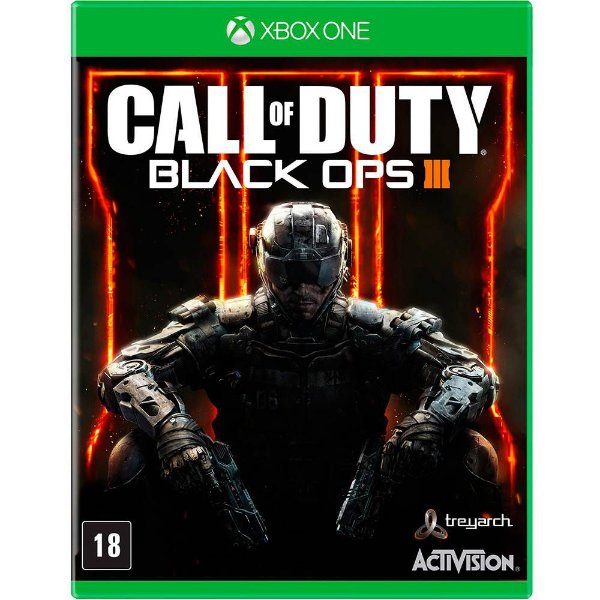 CALL OF DUTY BLACK OPS 3 XBOX ONE USADO