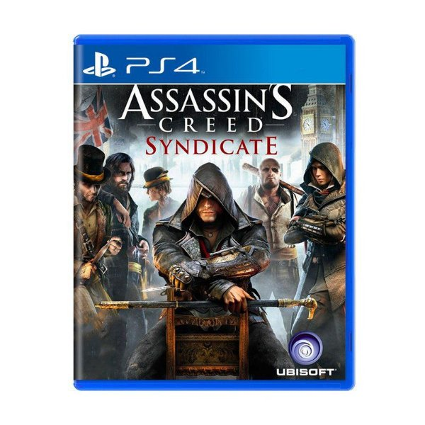 ASSASSINS CREED SYNDICATE PS4 USADO