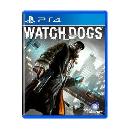 WATCH DOGS PS4 USADO