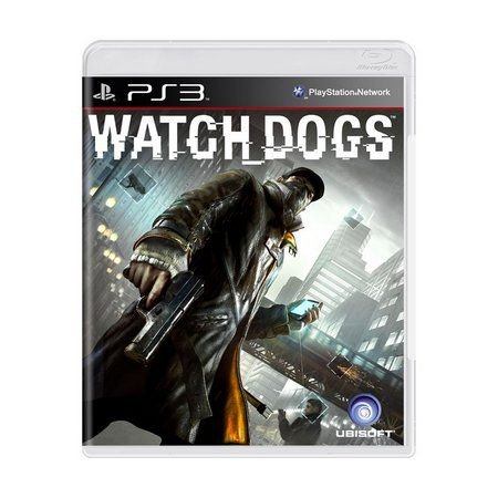 WATCH DOGS PS3 USADO