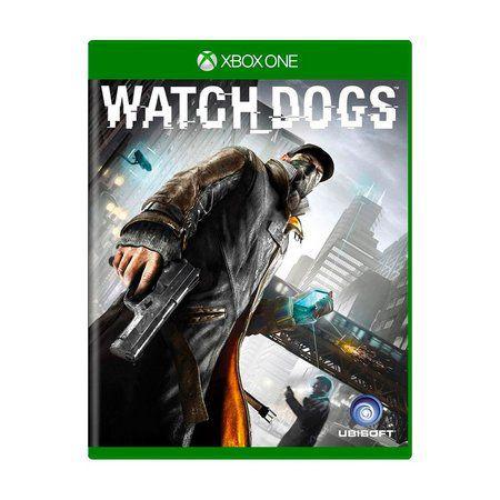 WATCH DOGS XBOX ONE USADO