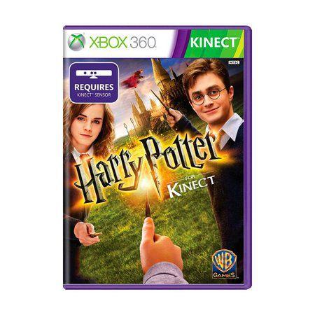 HARRY POTTER FOR KINECT XBOX 360 USADO