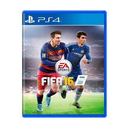FIFA 16 PS4 USADO