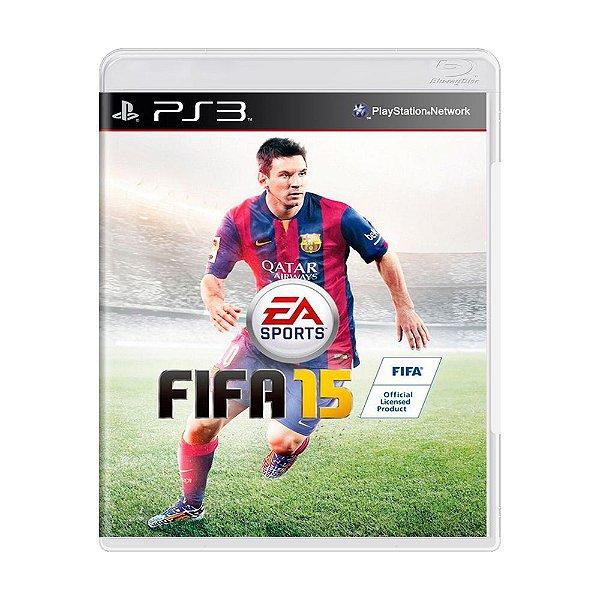 FIFA 15 PS3 USADO