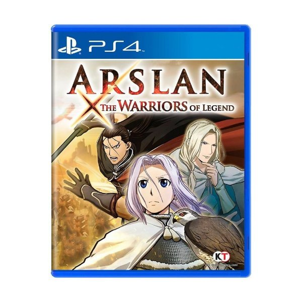 ARSLAN THE WARRIOR OF LEGEND PS4