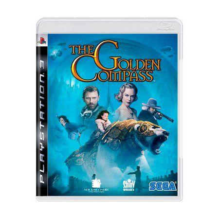 THE GOLDEN COMPASS PS3 USADO