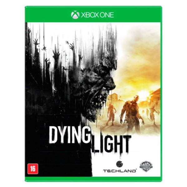 DYING LIGHT XBOX ONE USADO