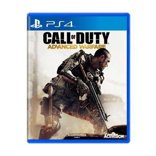 CALL OF DUTY ADVANCED WARFARE PS4 USADO