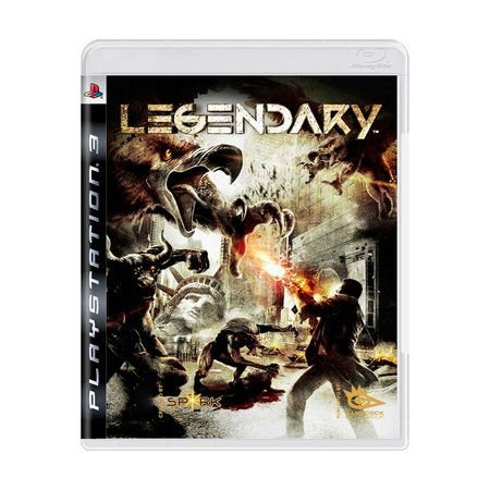 LEGENDARY PS3 USADO