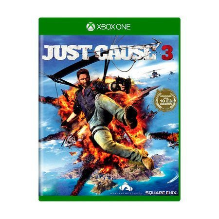 JUST CAUSE 3 XBOX ONE USADO