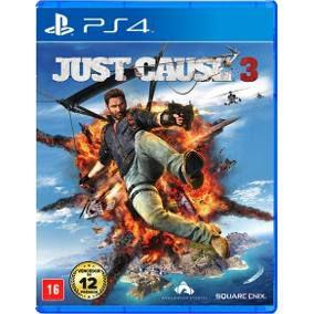 JUST CAUSE 3 PS4 USADO