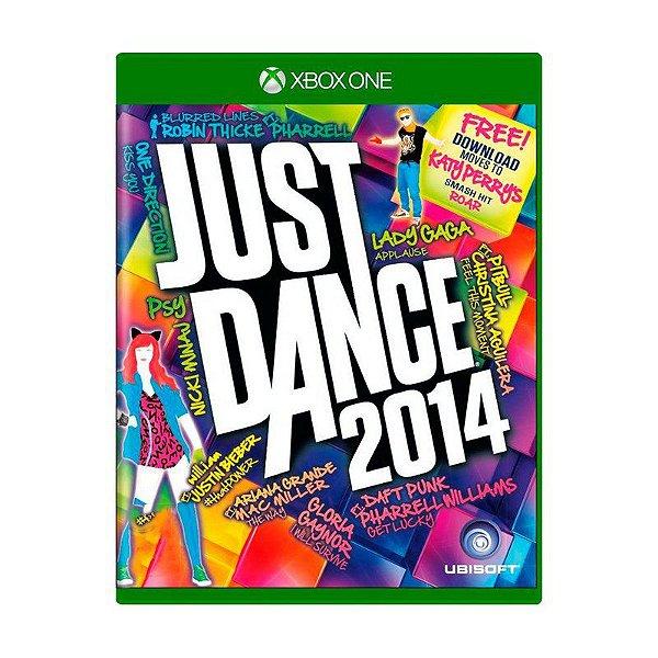 JUST DANCE 2014 XBOX ONE USADO