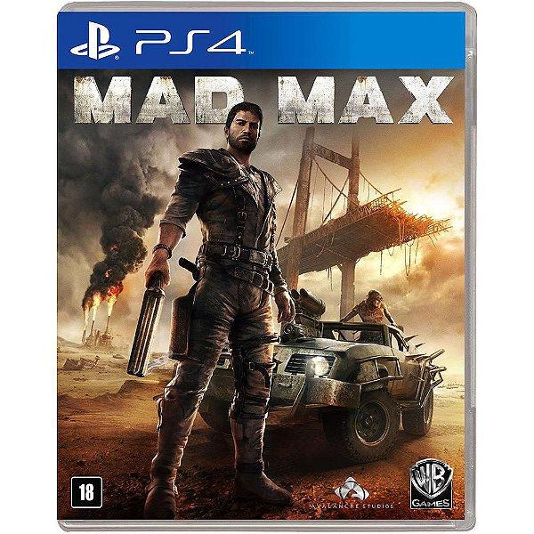 MAD MAX PS4 USADO