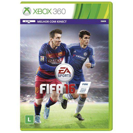 FIFA 16 XBOX 360 USADO
