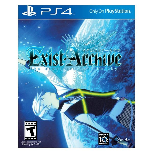 EXIST ARCHIVE PS4