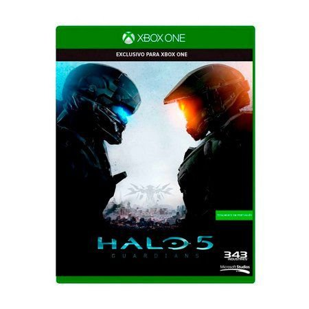 HALO 5 GUARDIANS XBOX ONE USADO