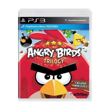 ANGRY BIRDS PS3 USADO