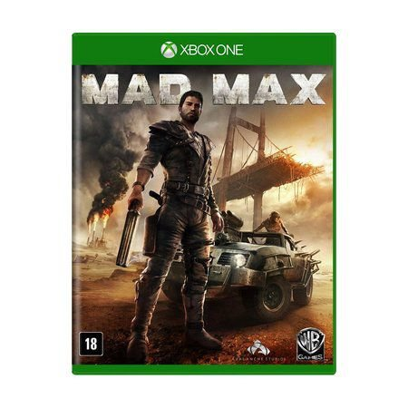 MAD MAX XBOX ONE USADO