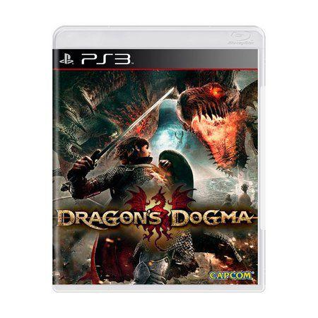 DRAGON'S DOGMA PS3 USADO