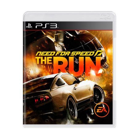 NEED FOR SPEED THE RUN PS3 USADO
