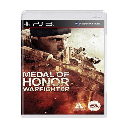MEDAL OF HONOR WARFIGHTER PS3 USADO