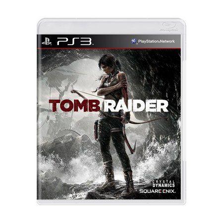 TOMB RAIDER PS3 USADO