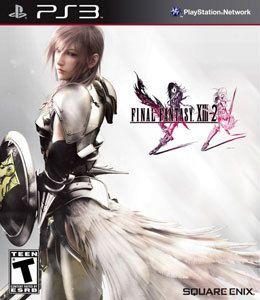 FINAL FANTASY XIII-2 PS3 USADO