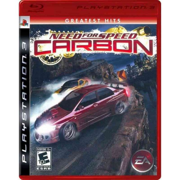 NEED FOR SPEED CARBON PS3 USADO