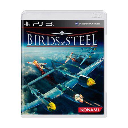 BIRDS OF STEEL PS3 USADO