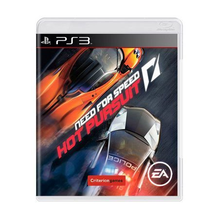 NEED FOR SPEED HOT PURSUIT PS3 USADO