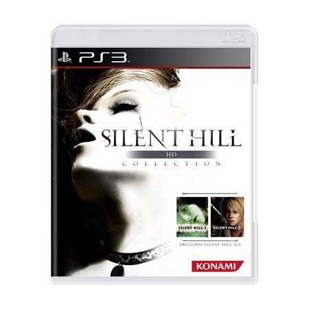 SILENT HILL HD COLLECTION PS3 USADO