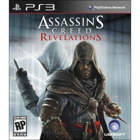 ASSASSINS CREED REVELATIONS PS3 USADO