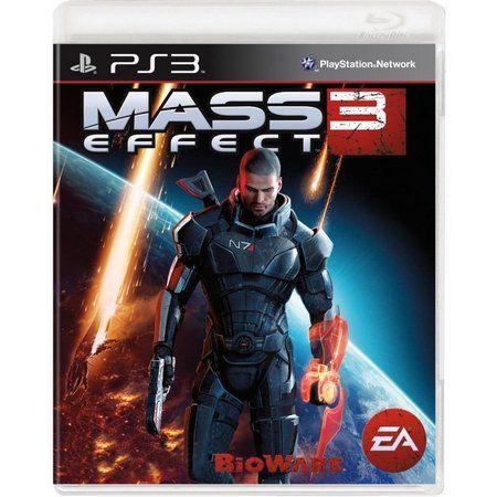 MASS EFFECT 3 PS3 USADO